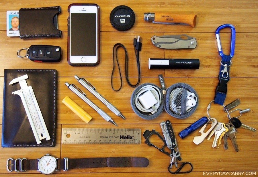 7 reasons to own everyday carry flashlights
