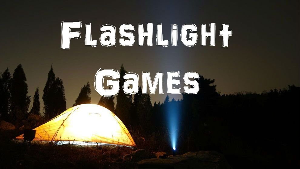 August's Flashlight Game Reflection Hunt Part II with the ...