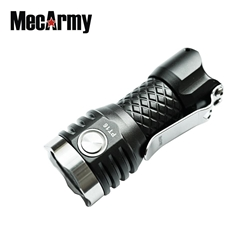 MecArmy PT16 - 1000 Lumens  mecarmy, pt16, keychain flashlight, compact light, mini torch