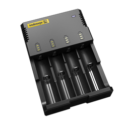 Nitecore Intellicharge i4 Charger