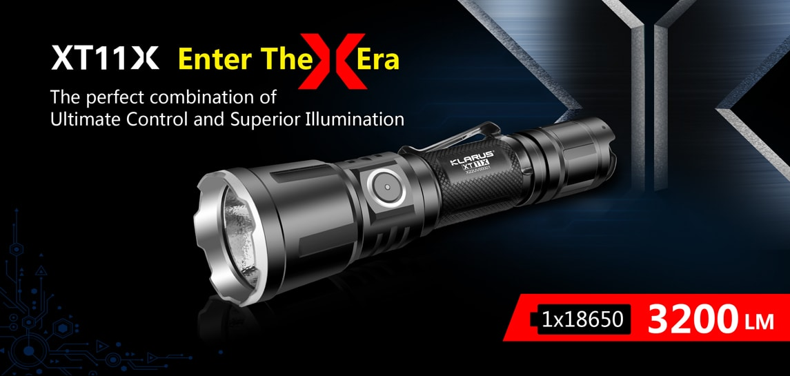 high powered tactical flashlight