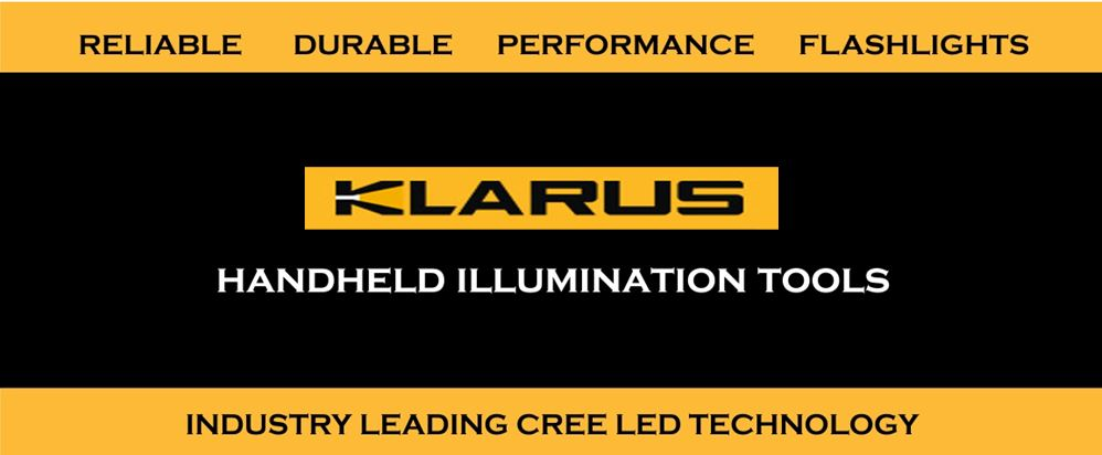 Klarus Flashlights