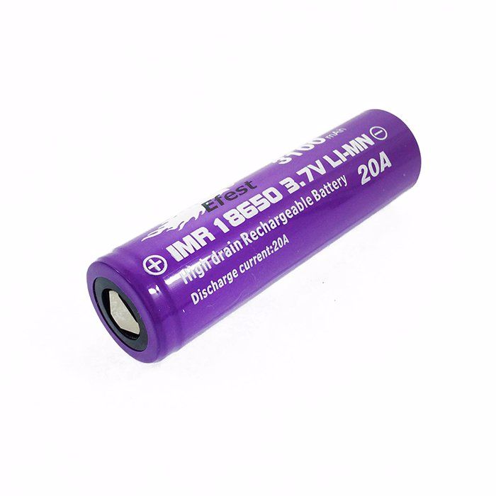 Efest 18650 Rechargeable Lithium-Ion Battery