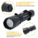 FlashlightZ BEACON® - 1000 Lumens - FZ-FZBC