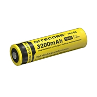 Nitecore NL188 18650 Li-Ion Battery (3200 mAh)