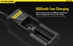 Nitecore i1 Intellicharge Charger - FZ-NCi1