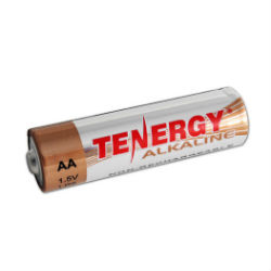 Tenergy Alkaline AA Battery