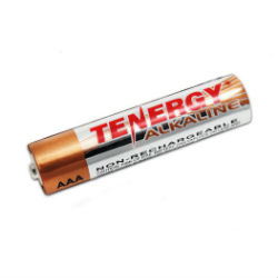 Tenergy Alkaline AAA Battery