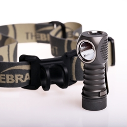 Zebralight H32 Headlamp - 480 Lumens
