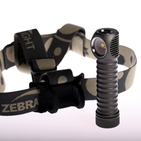 Zebralight H602 Headlamp - 1090 Lumens